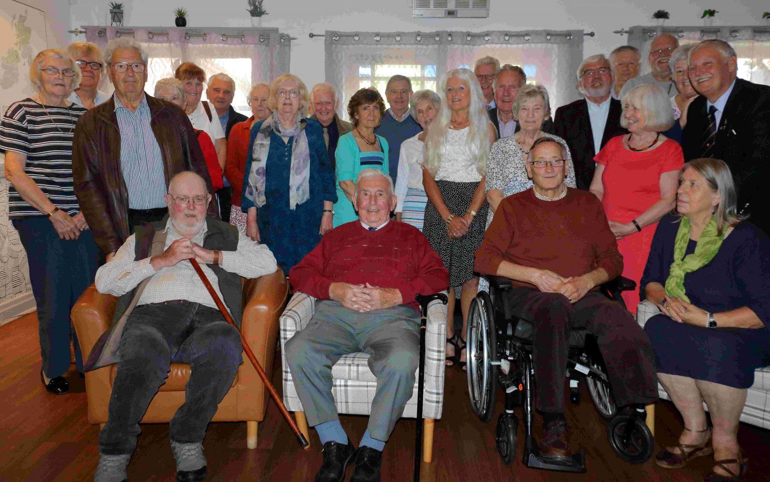 Farewell to Ted - Kenyon Lodge